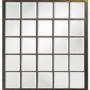Danielle Mirror, Square Mirror, HomeDecorators.com