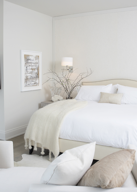 Calm Bedrooms Transitional Bedroom Leo Designs Chicago