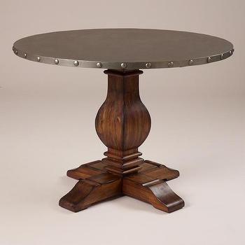 Sebastian Dining Table Z Gallerie