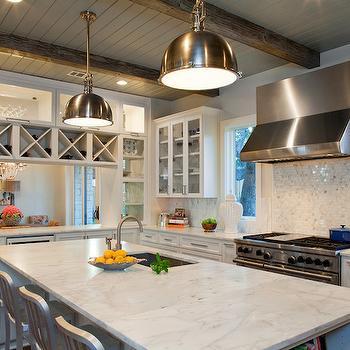 Kitchen Pass Through, Transitional, kitchen, Bravo Interior Design