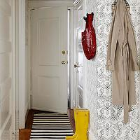 BHG - entrances/foyers - wallpaper,  wallpaper