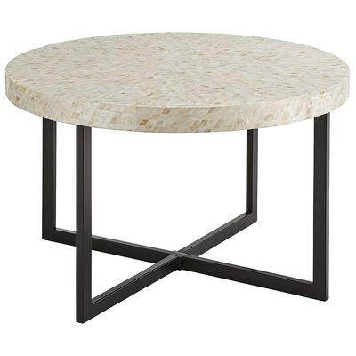 Mother Of Pearl Coffee Table I Pier 1