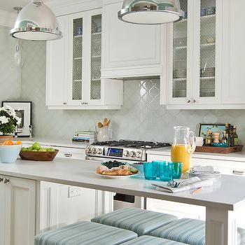 Frosty Carrina Countertops, Transitional, kitchen, Vanessa Francis Design