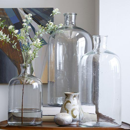 Oversized Apothecary Bottles West Elm