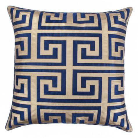 Throw Pillows Z Gallerie : Mykonos Pillow I Z Gallerie