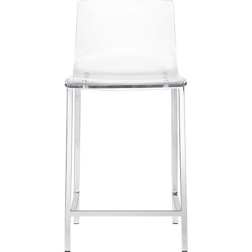 CB2 Vapor Counter Stool Look for Less