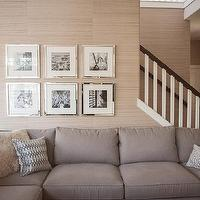 living rooms - mirror frames,  west elm frames