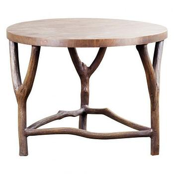 Tables - BRANCH ALEXIS COFFEE TABLE I HD Buttercup - branch coffee table, round branch coffee table, round coffee table with branch base, branch based coffee table,