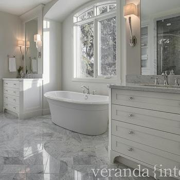 Bathtub Nook, Transitional, bathroom, Veranda Interiors