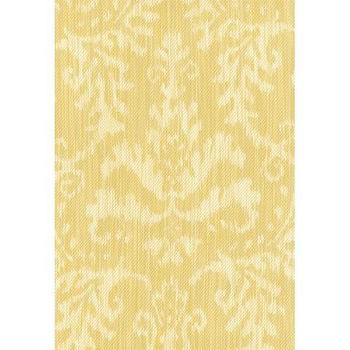 Fabrics - Tiraz Cotton Ikat Fabric I Twenty One 7 - golden yellow ikat fabric, sandy yellow ikat fabric, yellow ikat fabric,