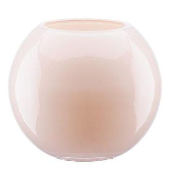 Decor/Accessories - Ellis Street Rosebowl I kate spade new york - round pink glass vase, baby pink round vase, pink glass bowl shaped vase, pink bowl shaped vase,