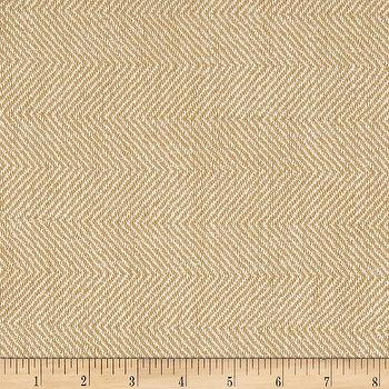 Fabrics - Richloom Olson Woven Herringbone Sungold I Fabric.com - neutral herringbone print fabric, beige herringbone fabric, herringbone fabric,