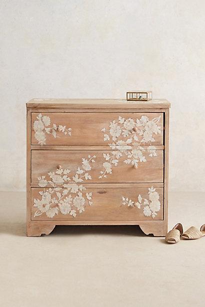 Pearl Inlay Dresser I anthropologie