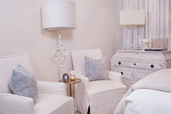 Quatrefoil Floor Lamp - Cottage - bedroom - Summer House Style