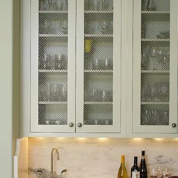 Chicken Wire Cabinet Doors Design Decor Photos
