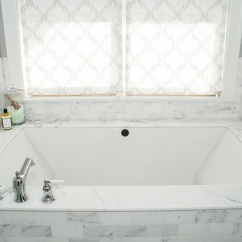 Trellis Window Treatments, Transitional, bathroom, KItchen Lab