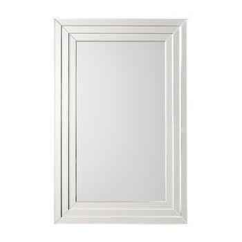 Mirrors - Infinity Frameless Wall Mirror | Kirkland's - beveled mirror,