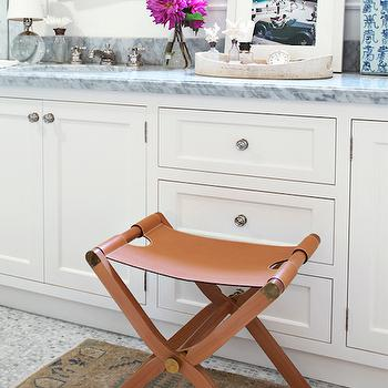 Folding Stool, Transitional, bathroom, House Beautiful