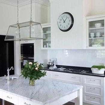 Kitchen Island Lantern, Transitional, kitchen, Cameron Kimber