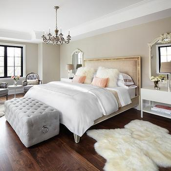 Modern French Bedrooms, French, bedroom, The Design Company