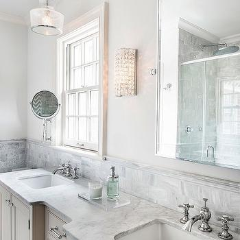 Vanity Lighting Ideas, Transitional, bathroom, Austin Bean Design Studio