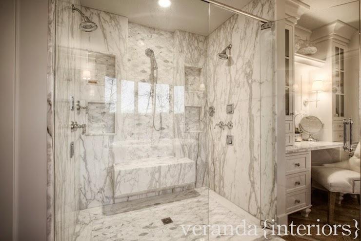 Transitional Bathroom Veranda Interiors