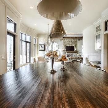Butcher Block Countertop, Transitional, kitchen, Veranda Interiors