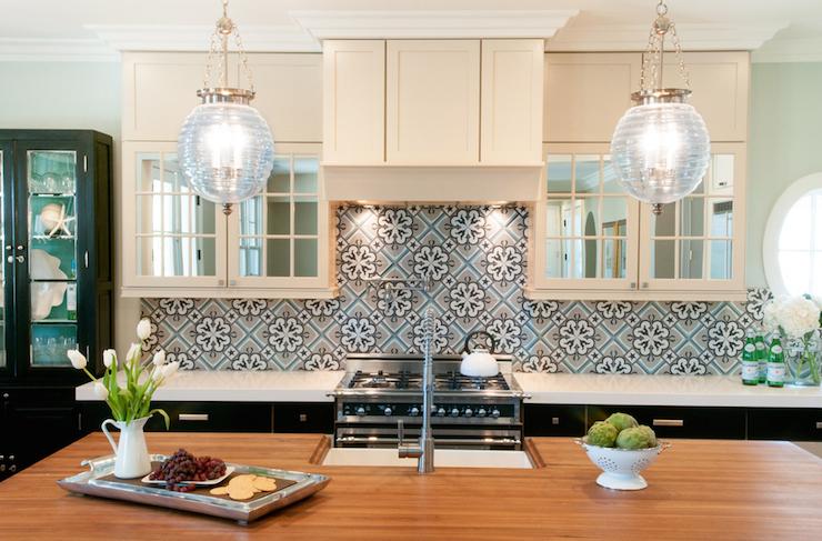 Moroccan Kitchen Tiles Transitional Kitchen Brittney