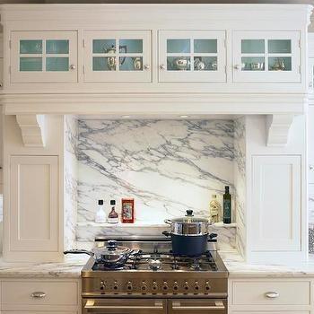 Stove Cabinets, Transitional, kitchen, McCarron and Co