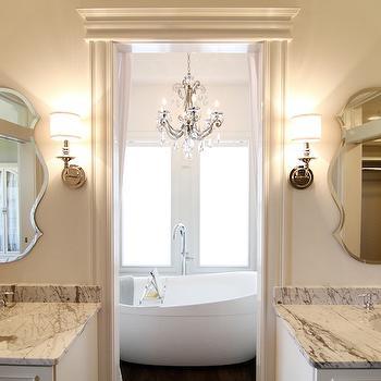 Egg Shaped Bathtub Contemporary Bathroom More Design