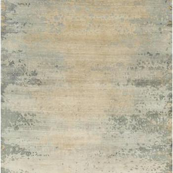 Rugs - Slice of Nature Beige & Ash Grey Rug design by Surya I Burke Decor - gray and beige rug, gray and gold rug, gray and gold abstract rug,