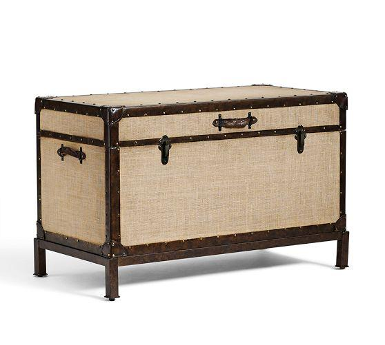 Redford End Of Bed Trunk Pottery Barn