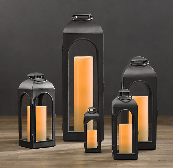 Restoration Hardware Duomo Lantern Look 4 Less