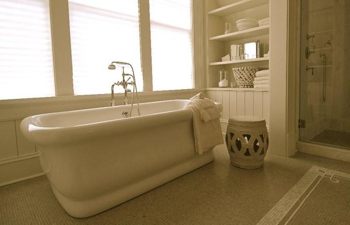 how to build bathtub walls