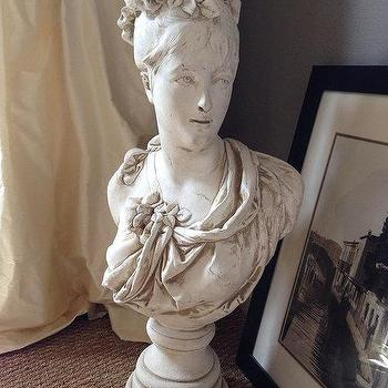 French Female Bust by SwansonLaneHome I Etsy