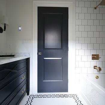Contemporary, bathroom, Meredith Heron Design