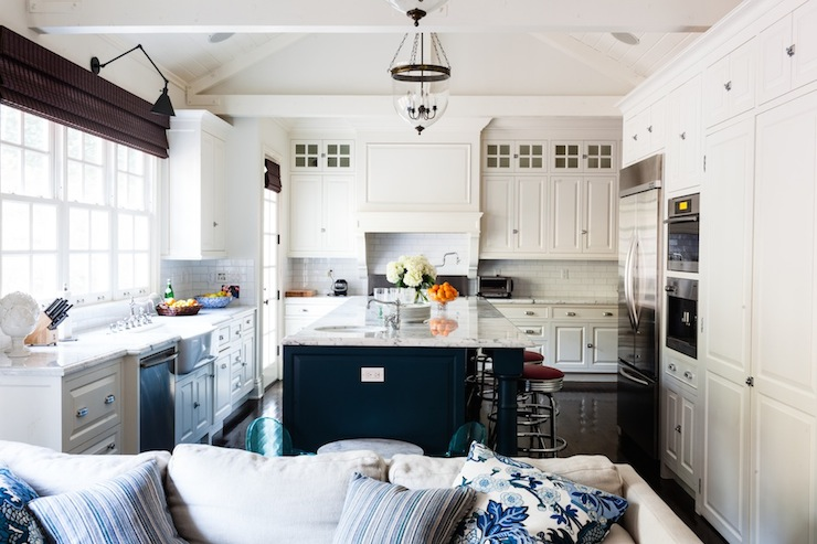 U Shaped Kitchens Transitional Kitchen Hillary Thomas