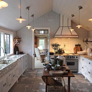 Kitchens Vaulted Shiplap Ceilings Shiplap Paneled