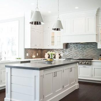 White and Gey KItchens, Transitional, kitchen, Integrity Custom Woodworks