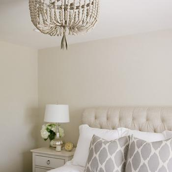 Chesterfield Bed, Transitional, bedroom, Style Me Pretty