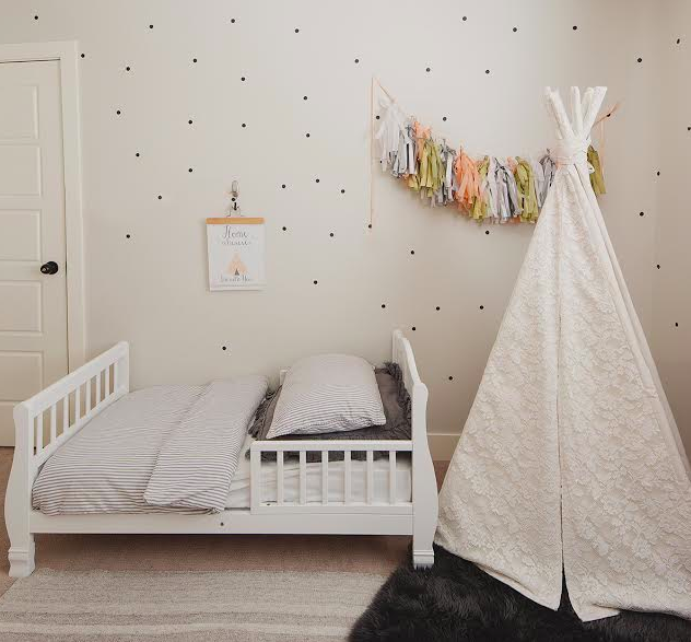 Kids Teepee Eclectic Boy S Room Oh My Dear Blog