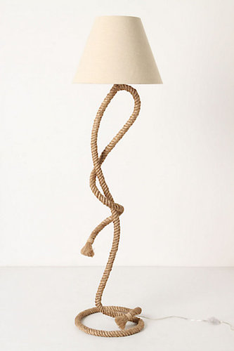 Anthropologie Paused Rope Floor Lamp Look for Less