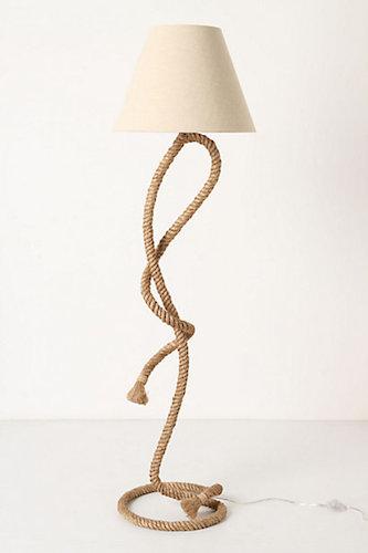 Anthropologie Paused Rope Floor Lamp Look for Less