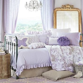 Beds/Headboards - Annabel Iron Daybed | Pottery Barn Kids - iron kids daybed, antiqued iron kids daybed, weathered iron kids daybed,