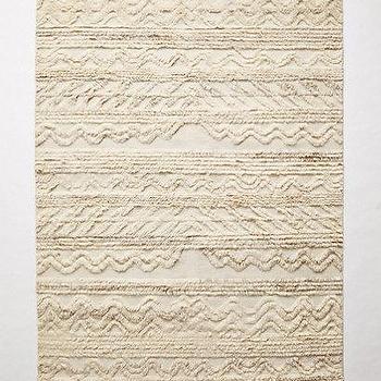 Rugs - Textured Stillwater Rug I anthropologie.com - textured wool rug, patterned wool rug, textural wool area rug,