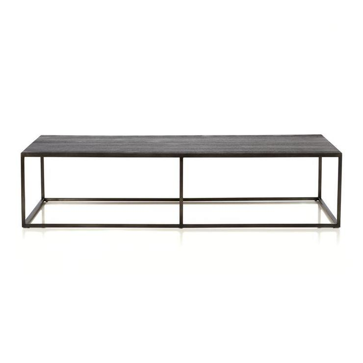 Baden Coffee Table I Crate And Barrel