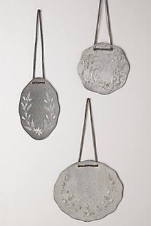 Mirrors - Hand-Etched Mirror I Anthropologie - etched mirror, antiqued filigree mirror, antiqued etched mirror,
