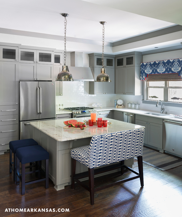 White Cabinets Gray Subway Tile Kashmir White Granite: Kashmir White Granite Countertops