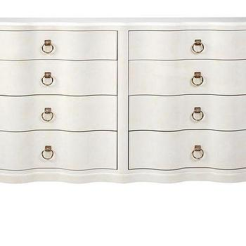 Storage Furniture - Addison 8 Drawer Dresser | Z Gallerie - white serpentine front dresser, contemporary bow front dresser, white scalloped front dresser,