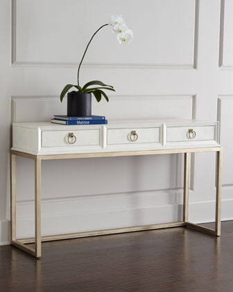 Horchow Daisy Console Look for Less